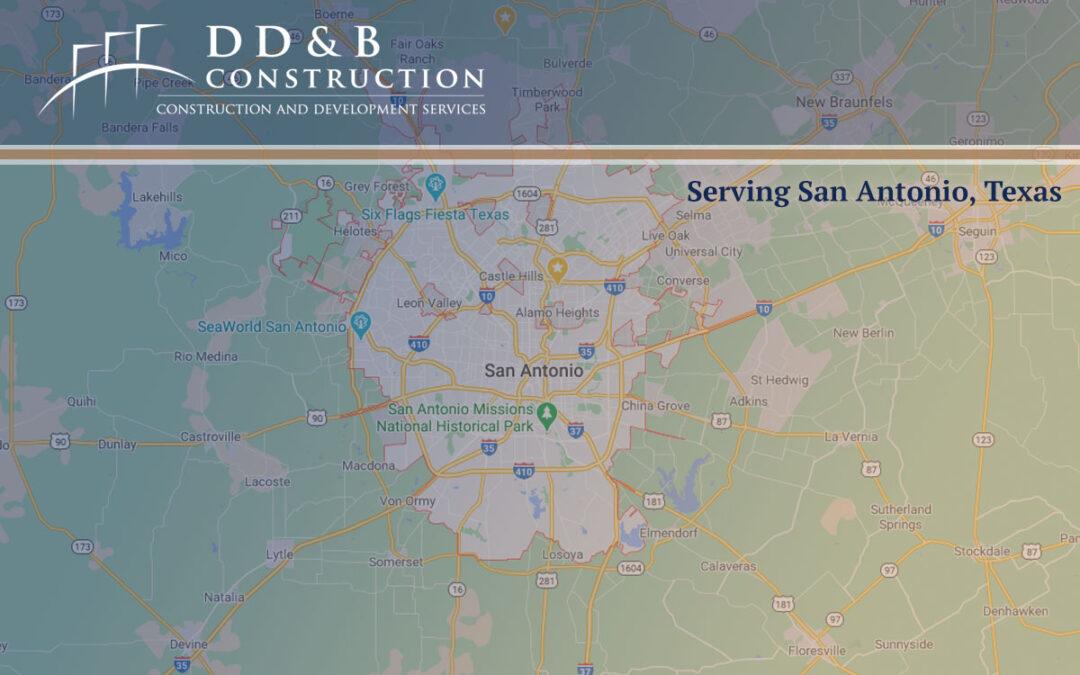 DD&B Construction - San Antonio, TX