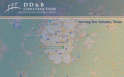 San Antonio Office Lands TRU Hotel Construction Project