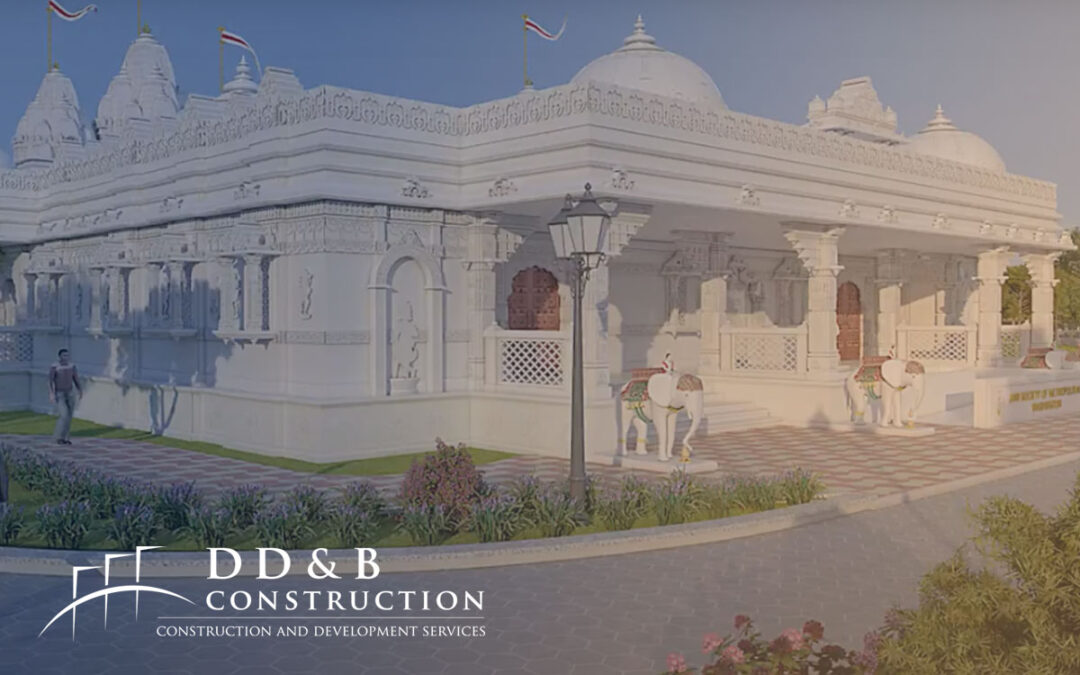 Selected for Phased Construction of New Temple Building